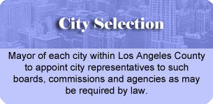 City-Selection