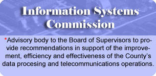 Information-Systems-Commission