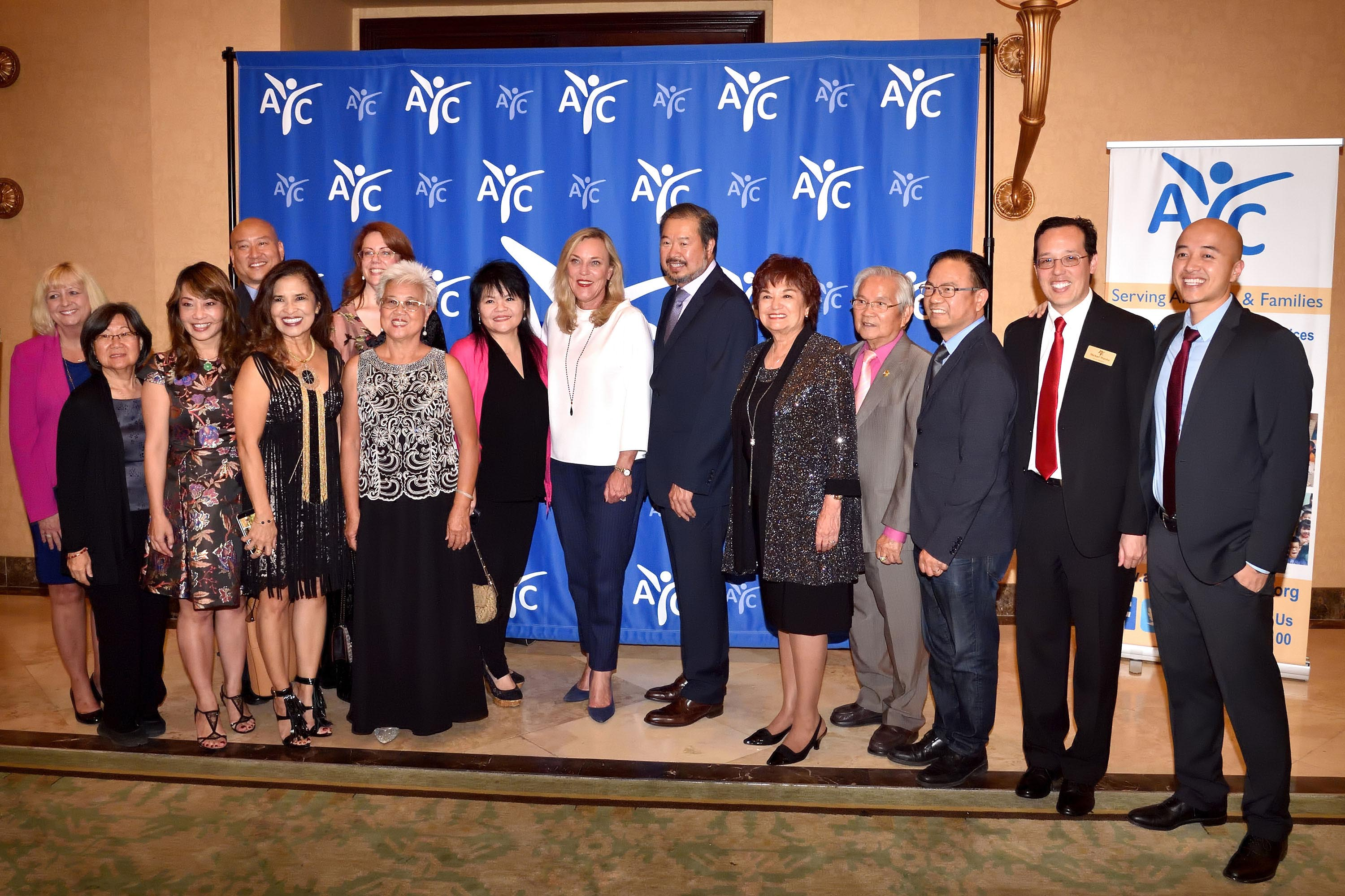 District 5 – Supervisor Kathryn Barger<br> <b>Oct. 26, 2018 – Asian Youth Center Awards. </b><br> <i>Photo by Steven Georges / For the Board of Supervisors</i>
