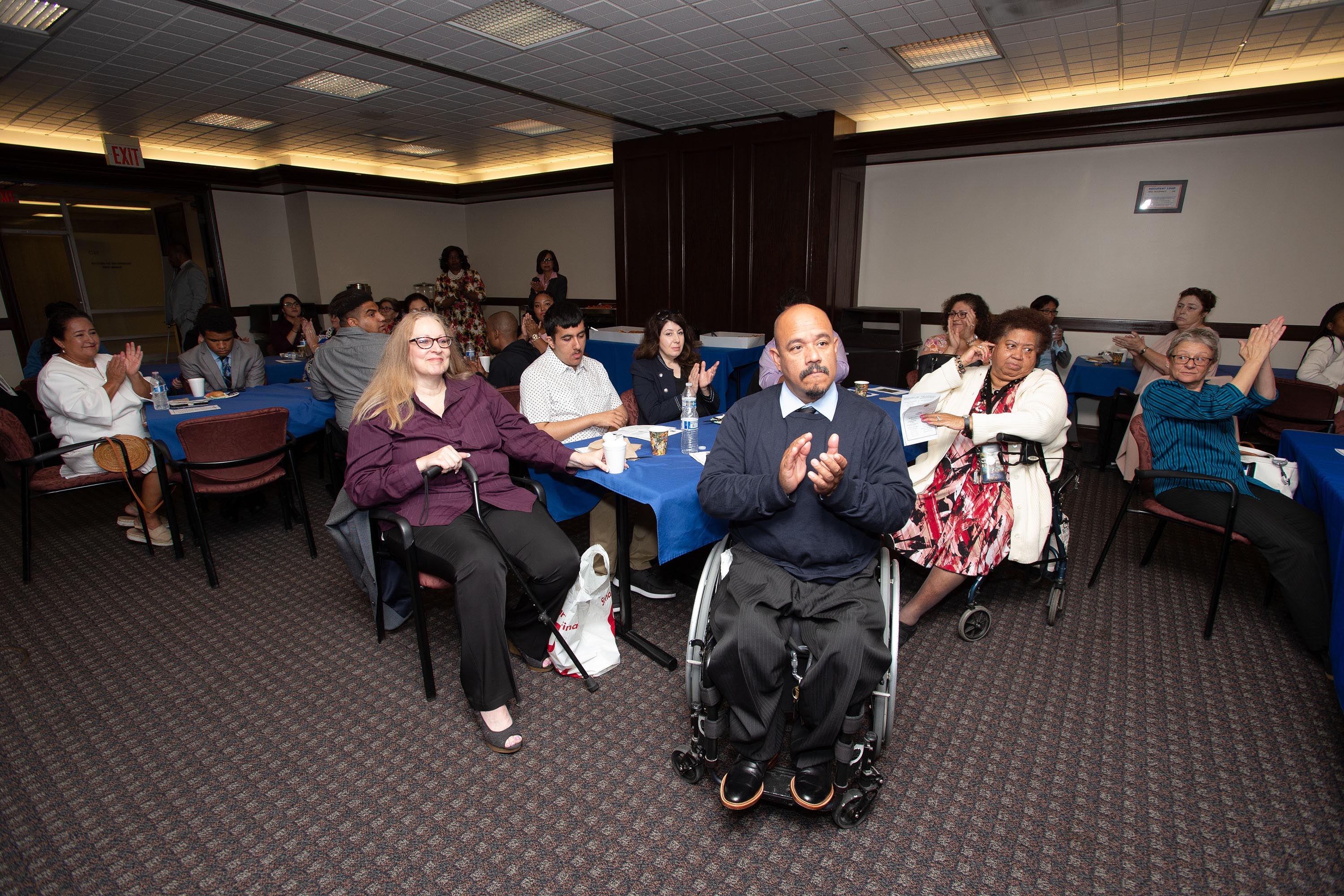 Commission on Disabilities<br>  <b>June 18, 2019 – Scholarship awards luncheon</b><br> <i>Photo by Bryan Chan / Board of Supervisors</i>