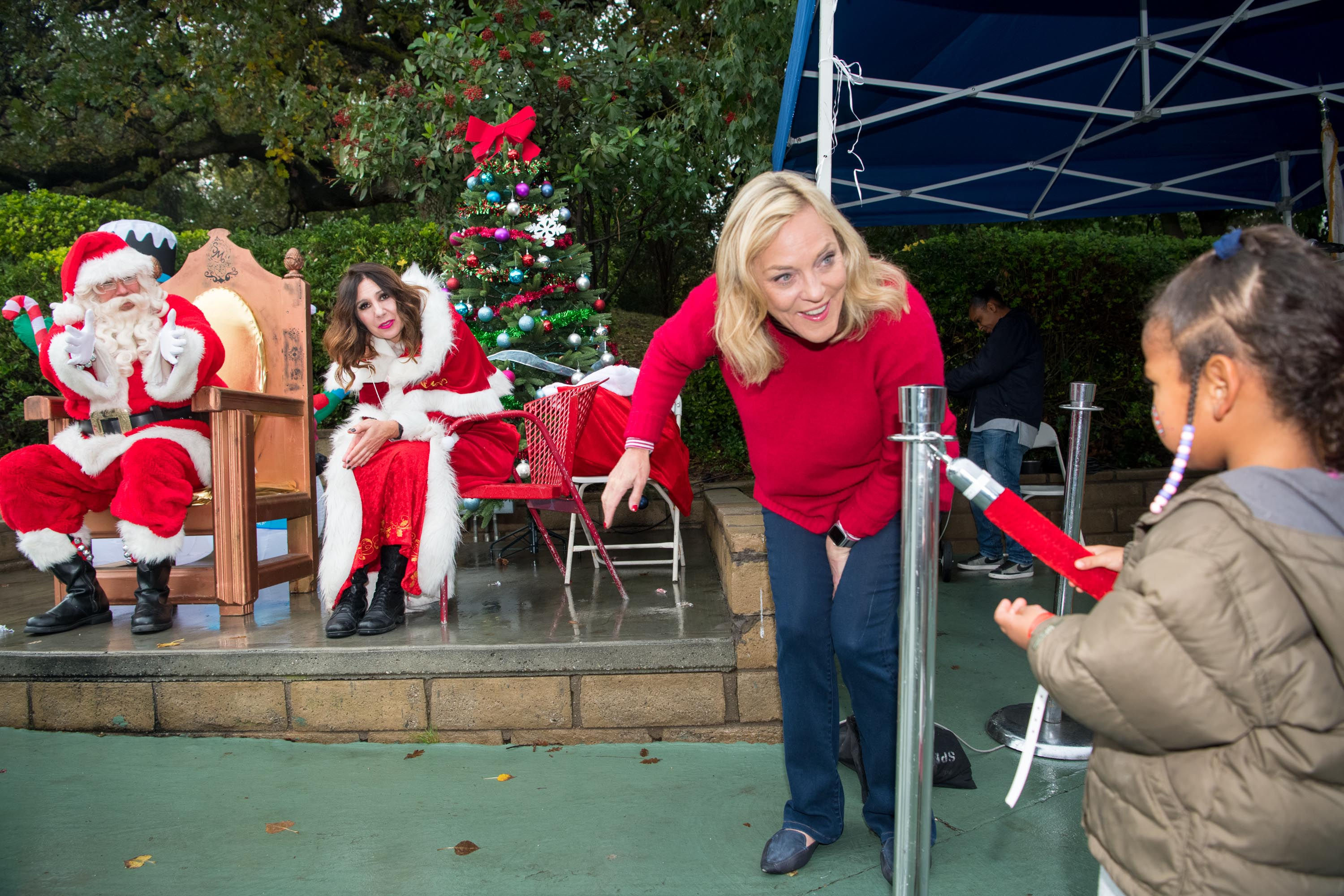 District 5 – Supervisor Kathryn Barger<br>  <b>Dec. 7, 2019 - Foster Kids Holiday Party.</b><br>   <i>Photo by Michael Owen Baker / For the Board of Supervisors</i>