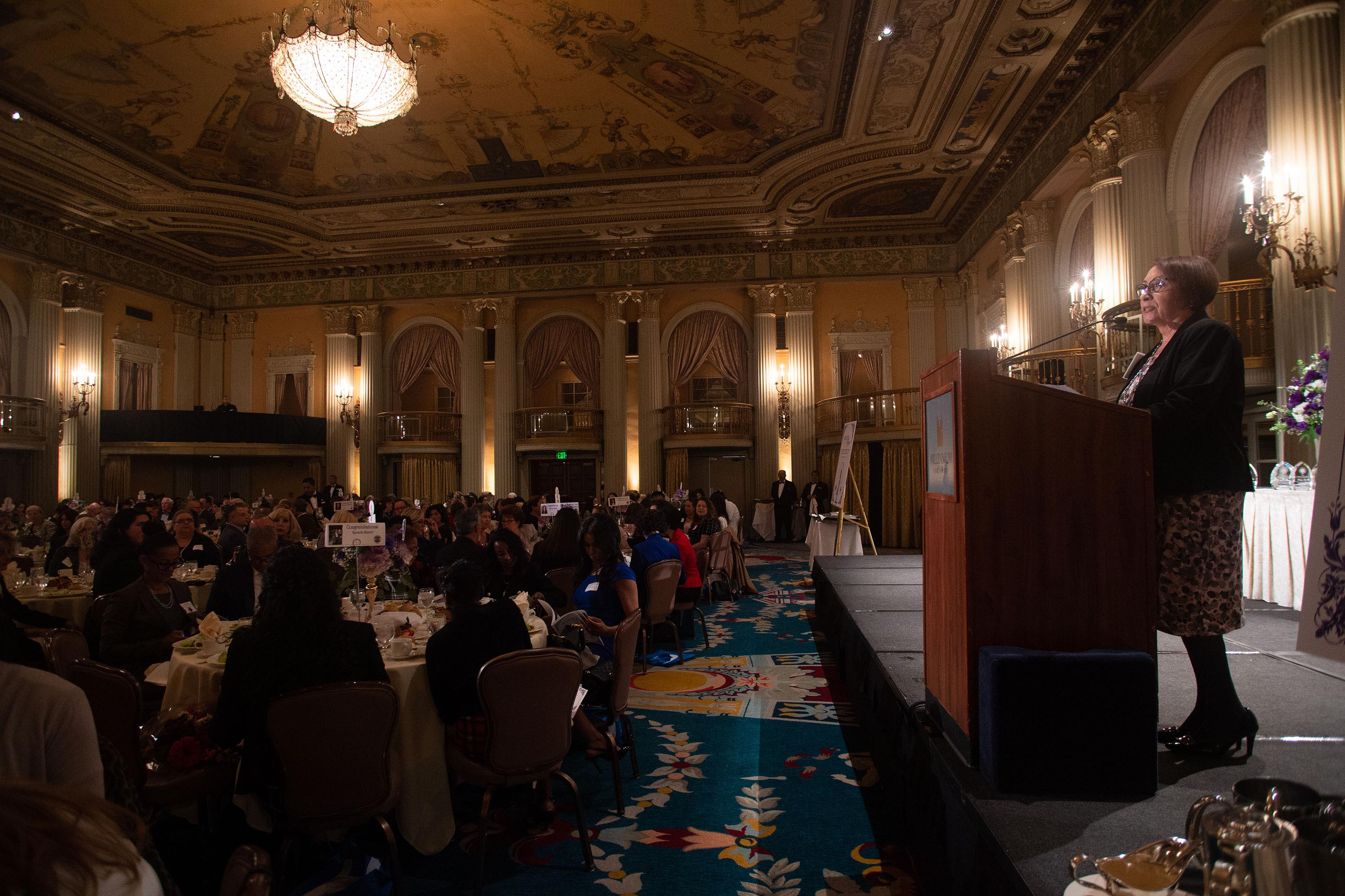 Commission on Women <br> <b>March 9, 2020 – Women of the Year Awards Luncheon</b><br> <i>Photo by Bryan Chan / Board of Supervisors</i>