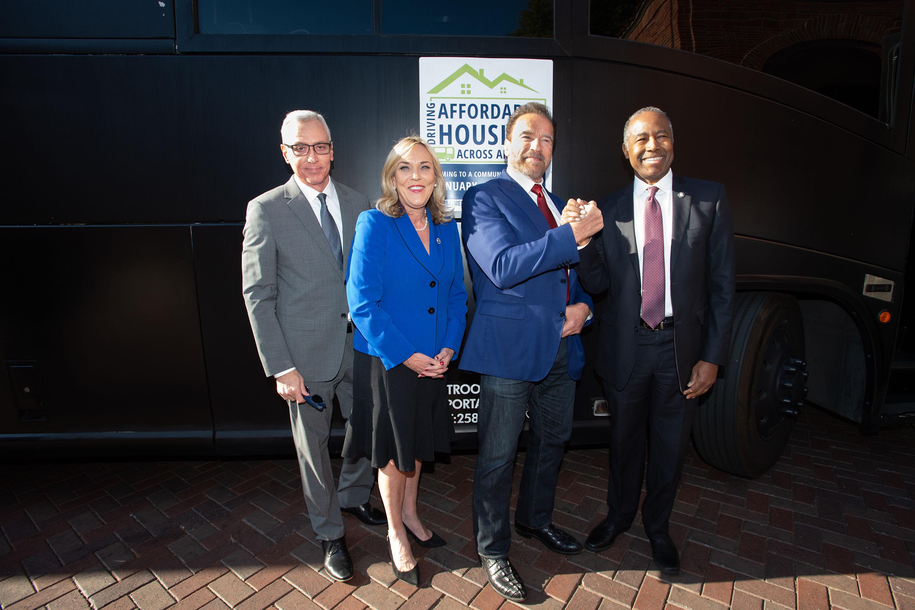 District 5 – Supervisor Kathryn Barger<br> <b>Feb. 13, 2020 – USC Homeless Symposium. </b><br> <i>Photo by Bryan Chan / Board of Supervisors</i>