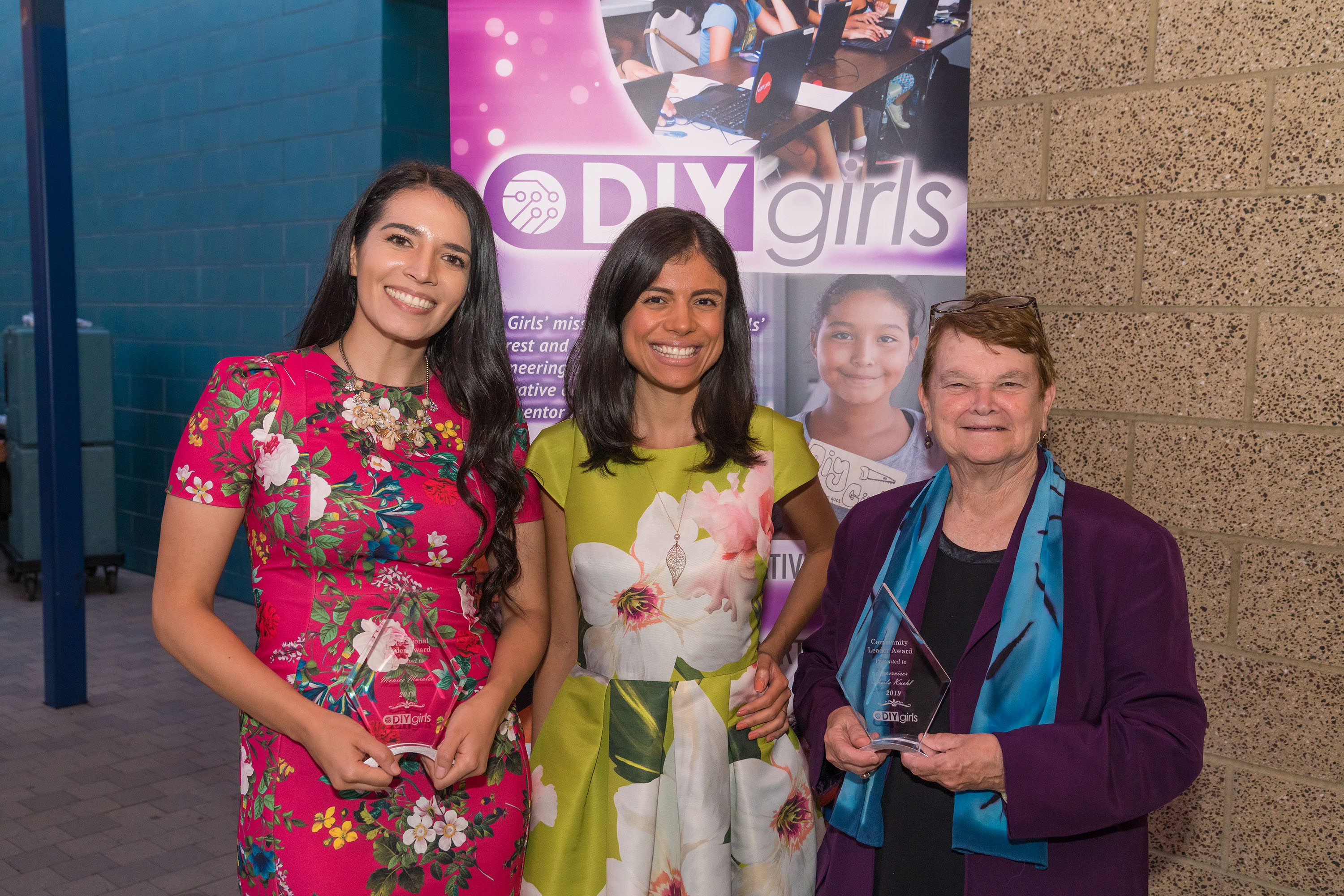 District 3 – Supervisor Sheila Kuehl<br>  <b>Sept. 9, 2019 - DIY Girls 3rd Annual Cocktail Benefit</b><br>   <i>Photo by Chris Valle / For the Board of Supervisors</i>